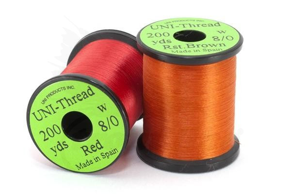 Fly Tying Uni-Thread 8//0-200 yd Camel