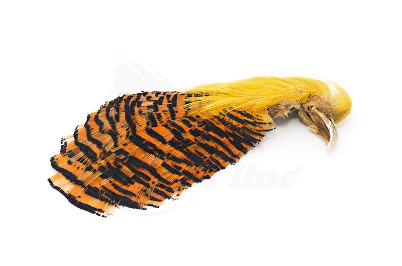 Veniards Golden Pheasant Tippet Feathers